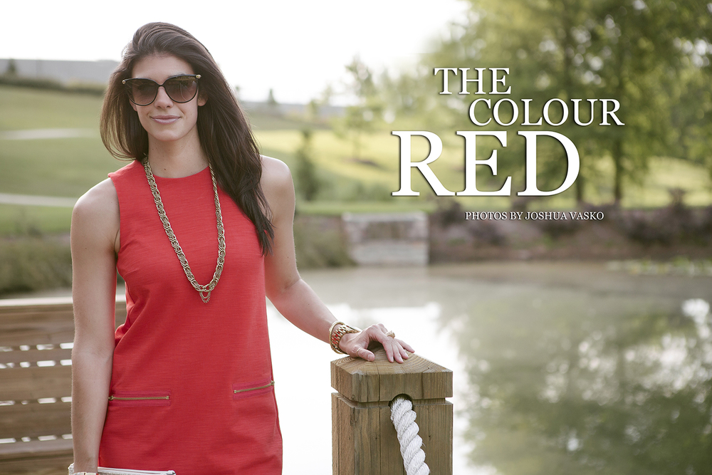 The Colour Red - Lauren Schwaiger - Style
