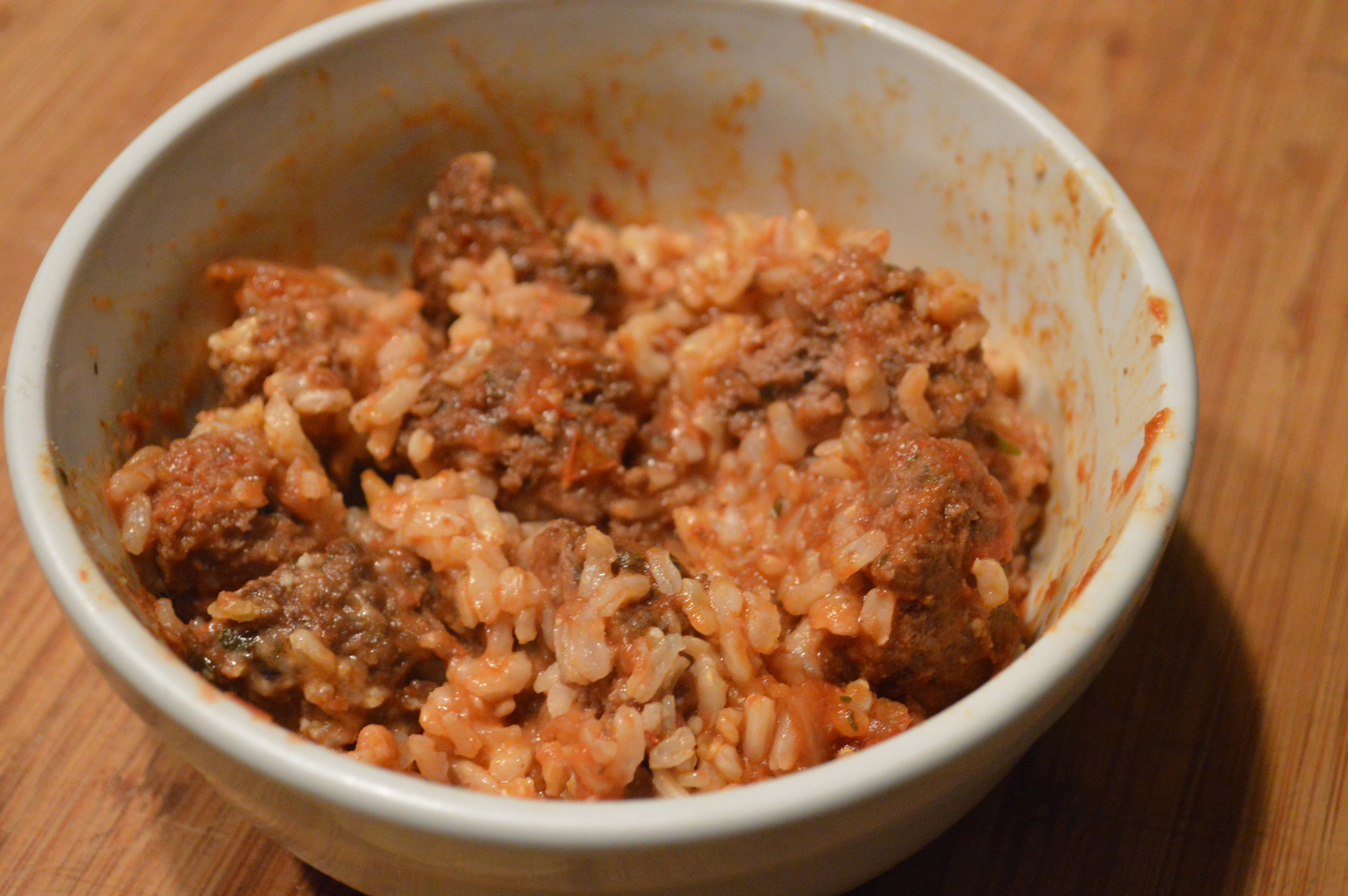 Meatballs Leftovers
