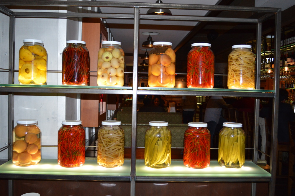 Pickled Jars