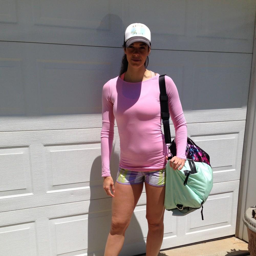 Lauren Schwaiger - Fitness Fashion - LuluLemon