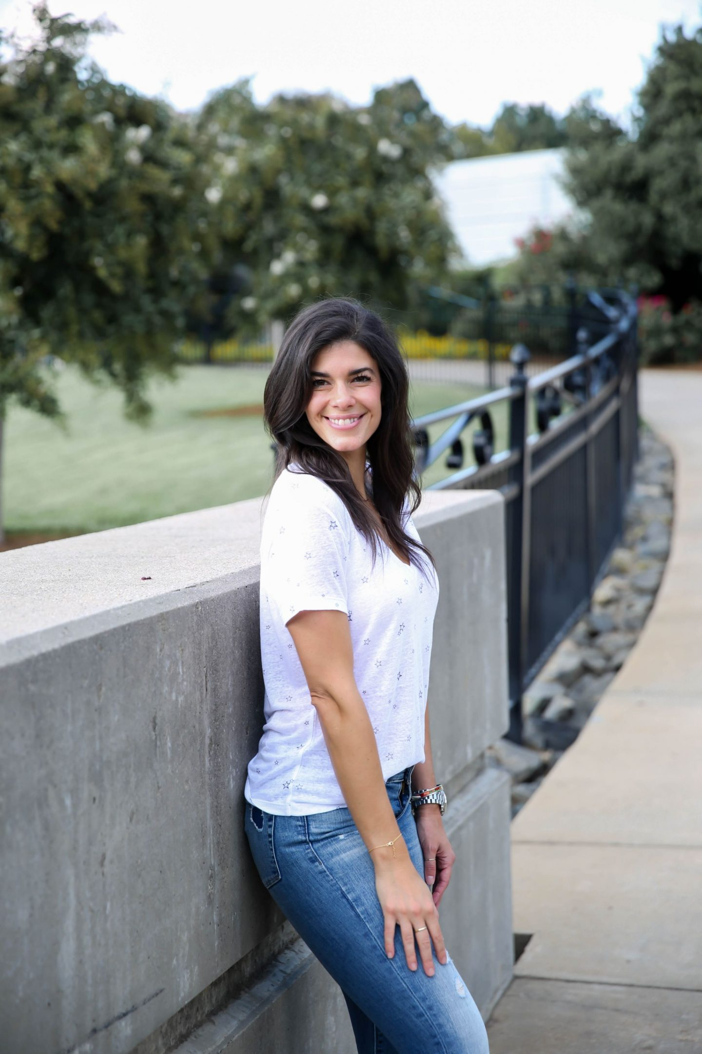 Rails Star Tee Shirt - Lauren Schwaiger - Style Blog