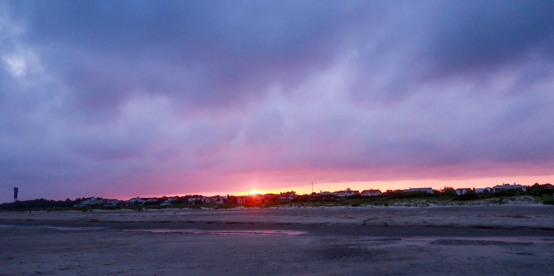 Sullivan's Island - Sunset