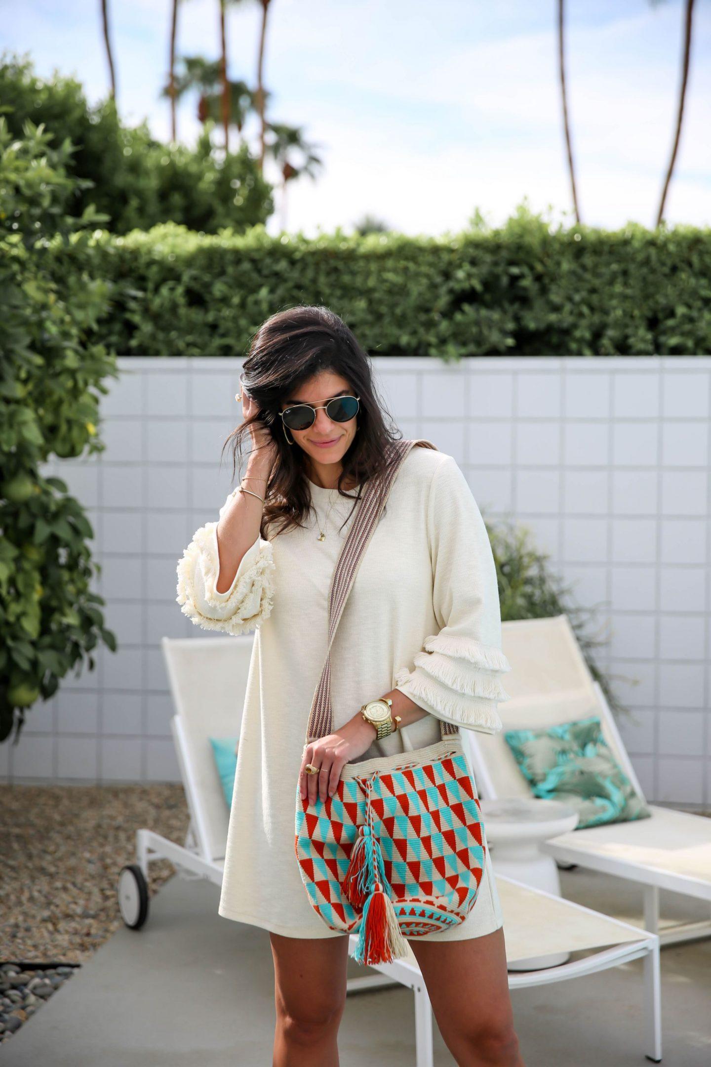 MãeAzul Boho Bag - Lauren Schwaiger Style Blog
