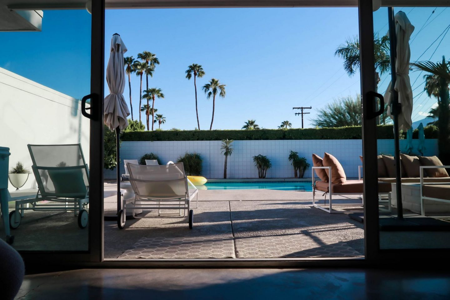 palm springs - modern home - Laurens Schwaiger travel blog