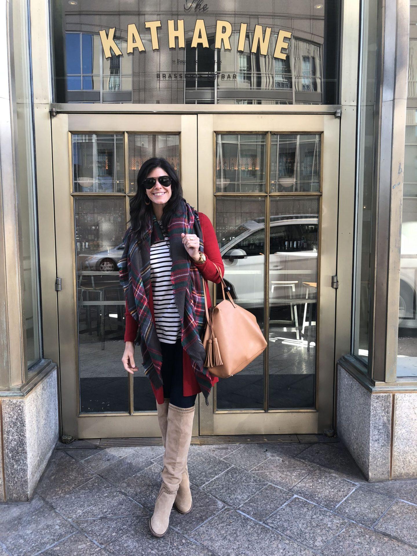 Kimpton Cardinal Hotel - Winston Salem - Lauren Schwaiger Travel Blog