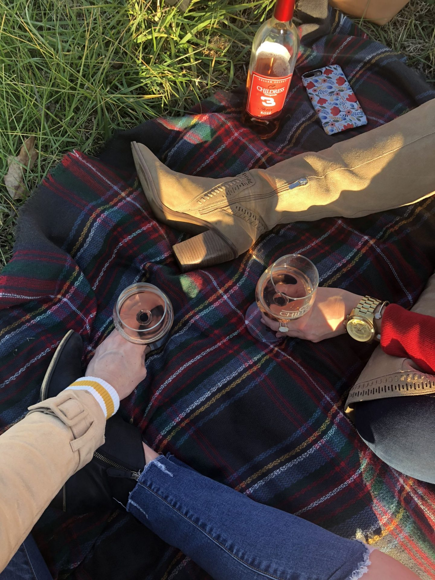 Childress Vineyards - Lauren Schwaiger Travel Blog