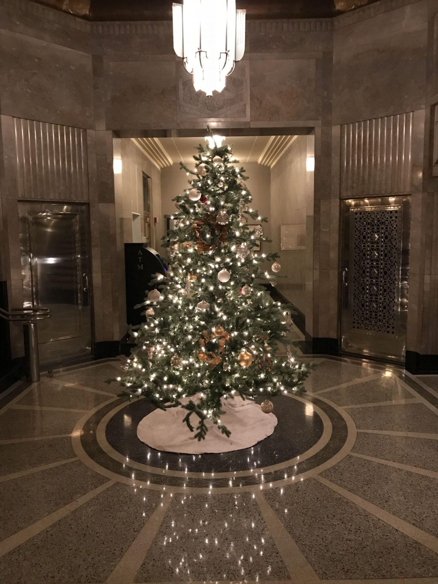 Kimpton Cardinal Hotel - Christmas - Lauren Schwaiger Travel Blog