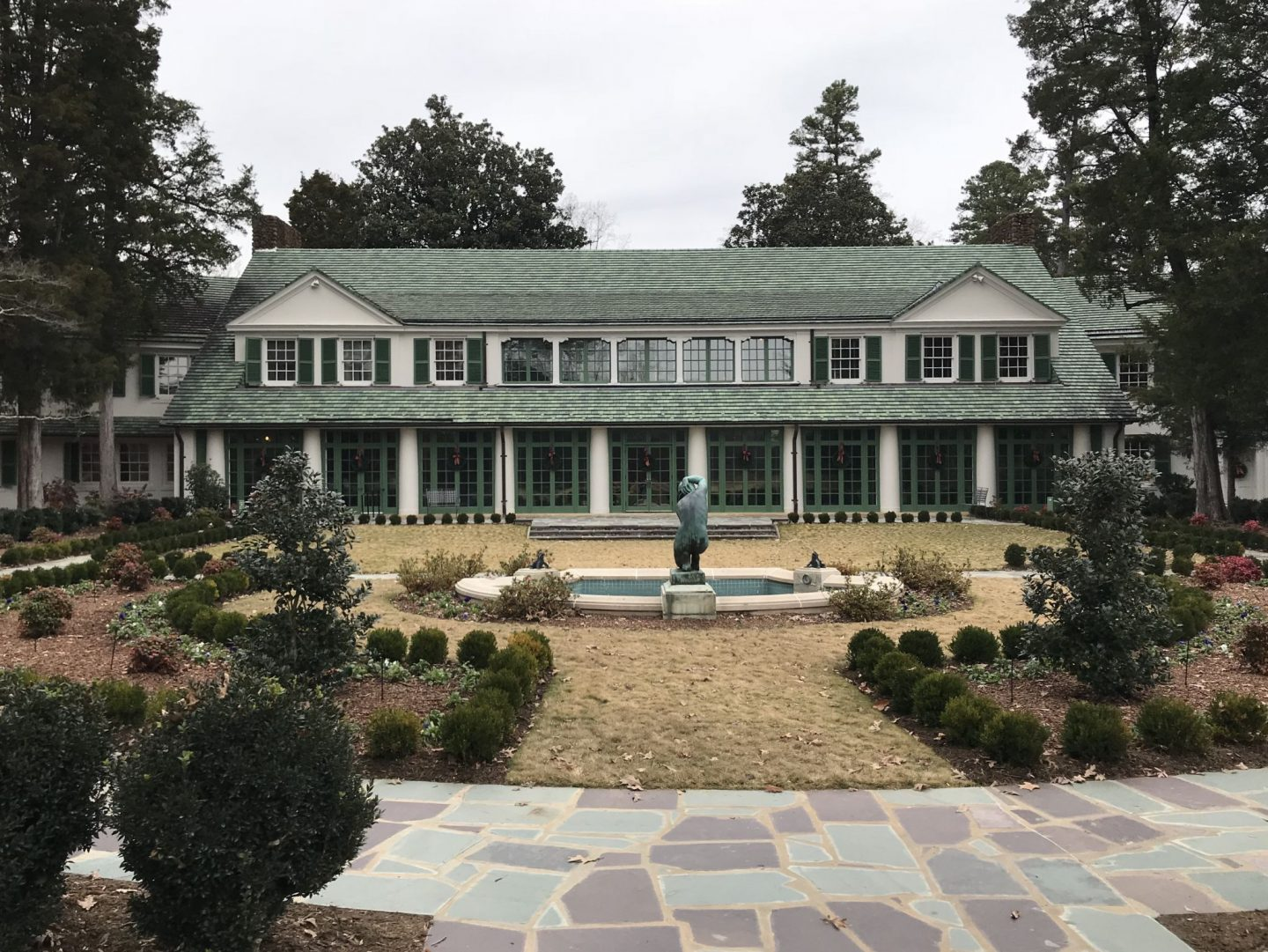 Reynolda House - Winston Salem - Lauren Schwaiger Travel Blog