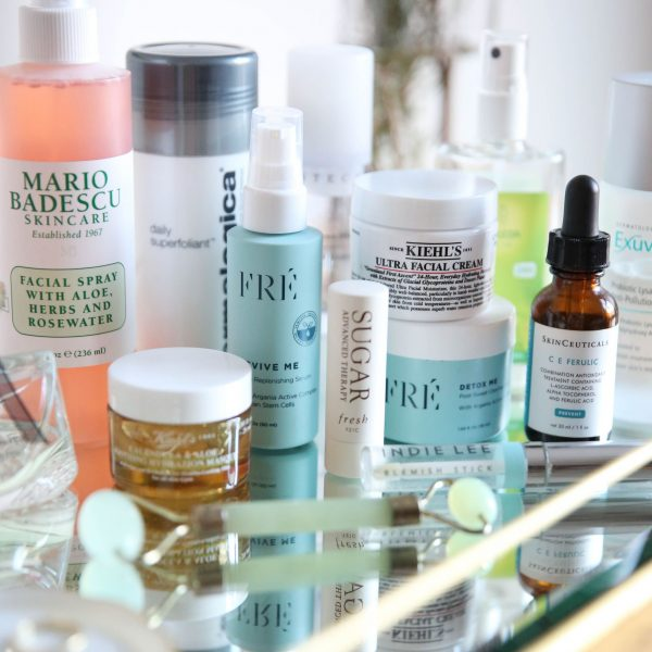 Favorite Skin Care Products of 2018