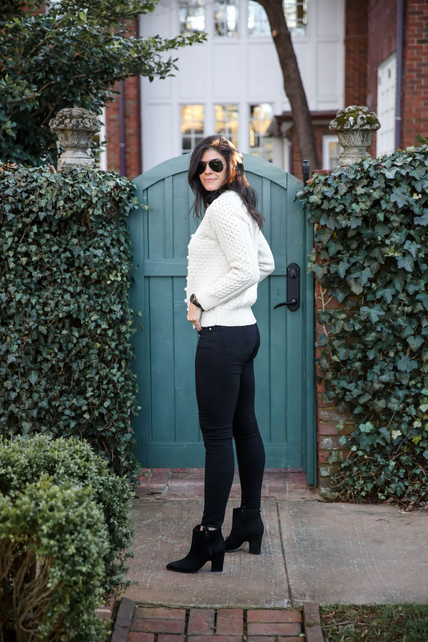 Lauren Schwaiger - Casual Chic Outfit - Winter Style