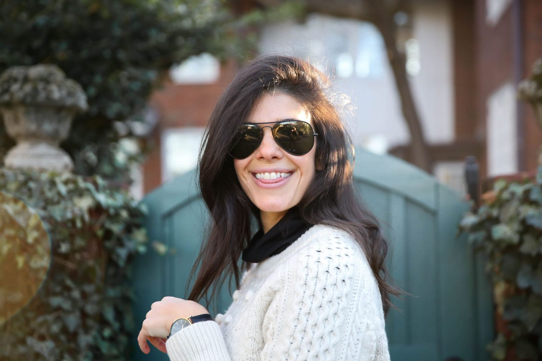 Lauren Schwager style blogger