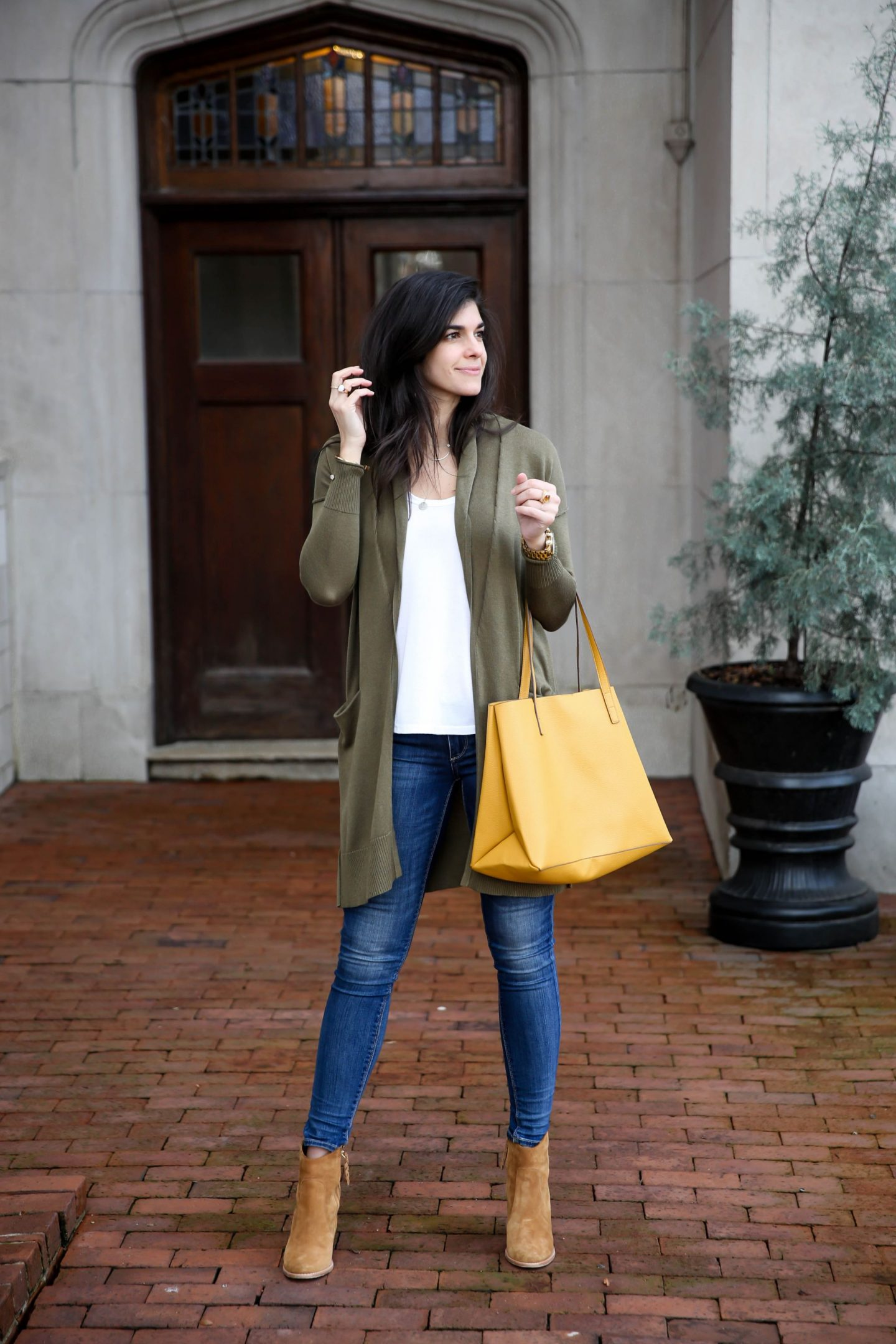 cardigans for spring- Lauren Schwaiger style blog