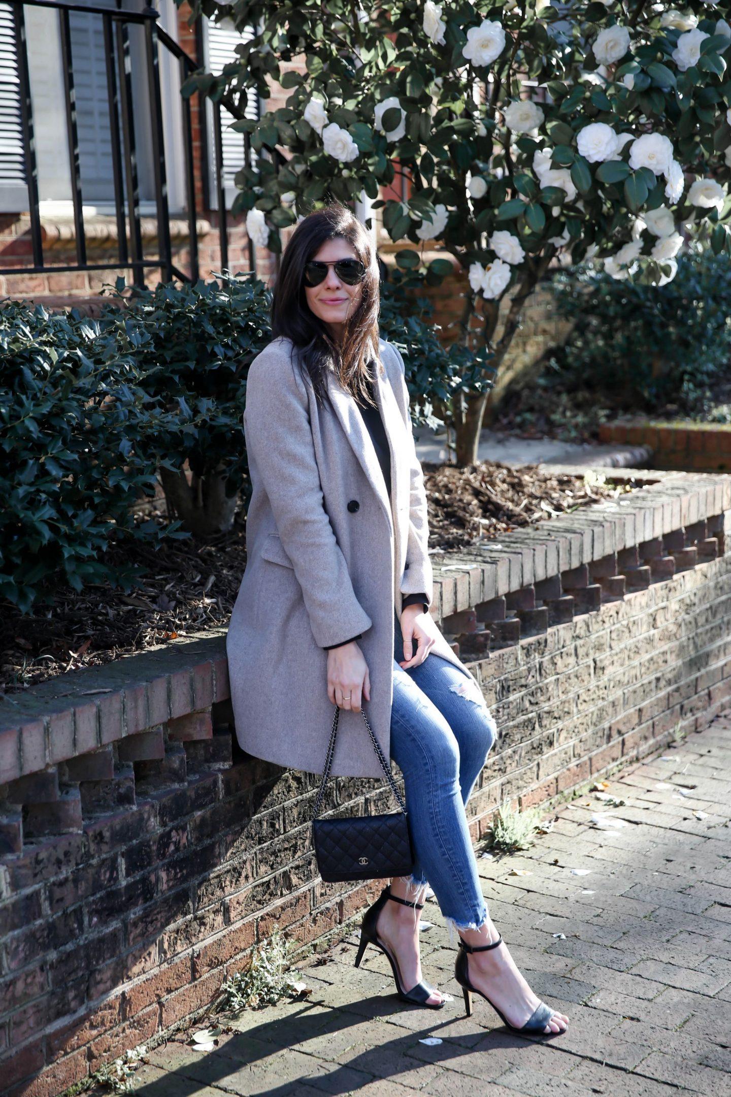 chic winter style - Lauren Schwaiger Style blog