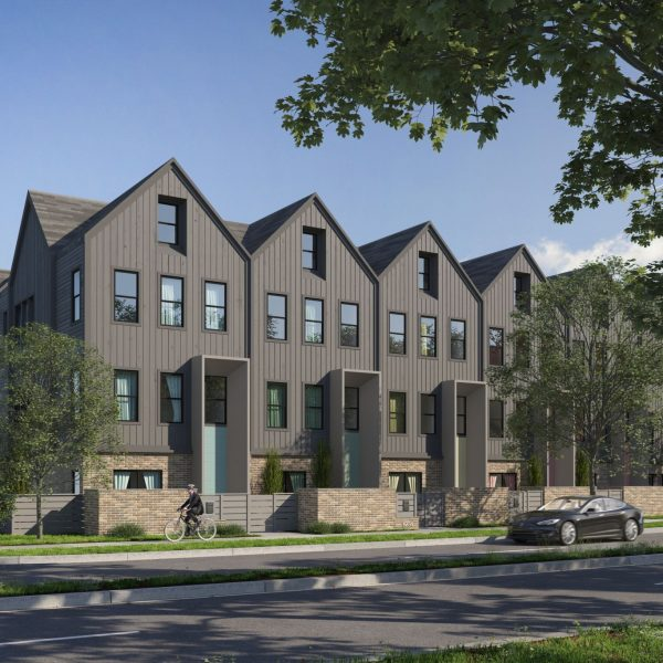 Plaza Row Townhomes