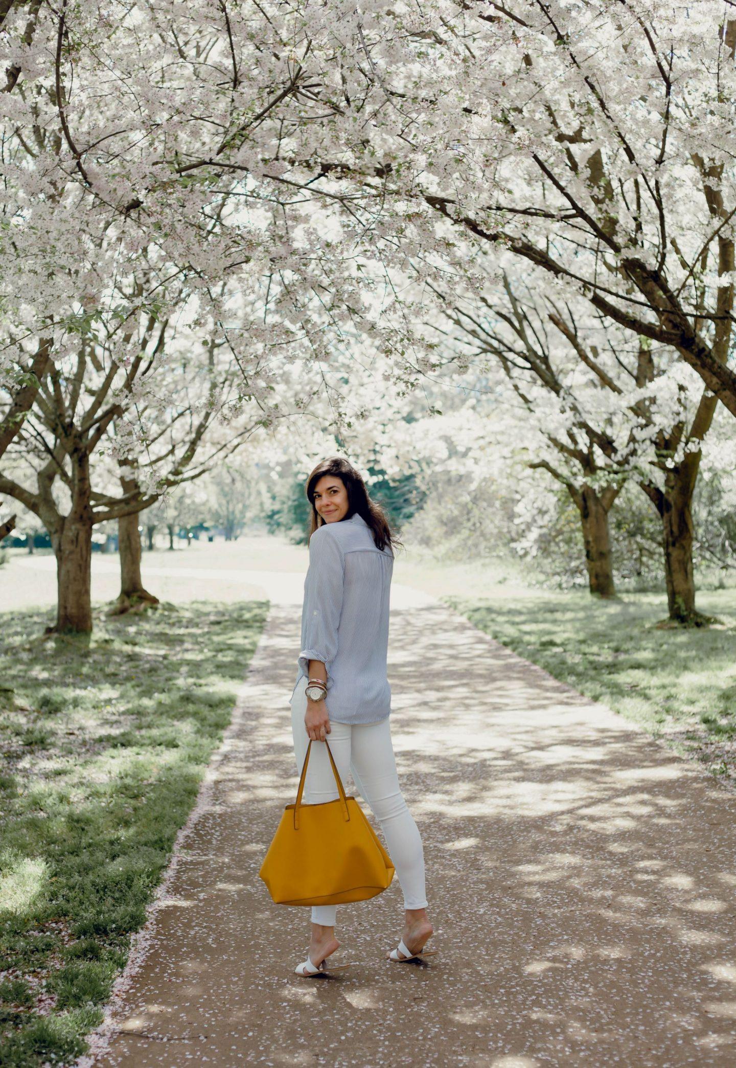 casual chic spring style - Lauren Schwaiger