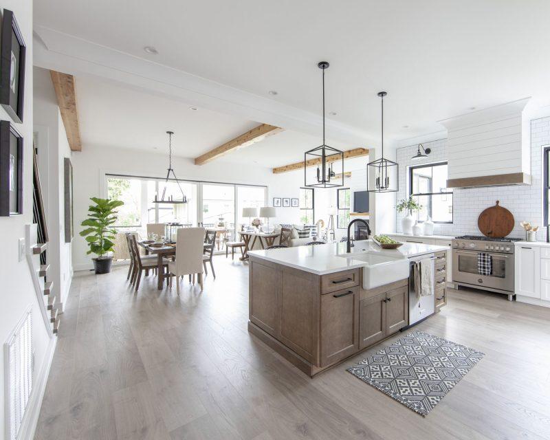 Modern Farmhouse - Custom Home - Open Floor Plan - Charlotte, NC Real Estate