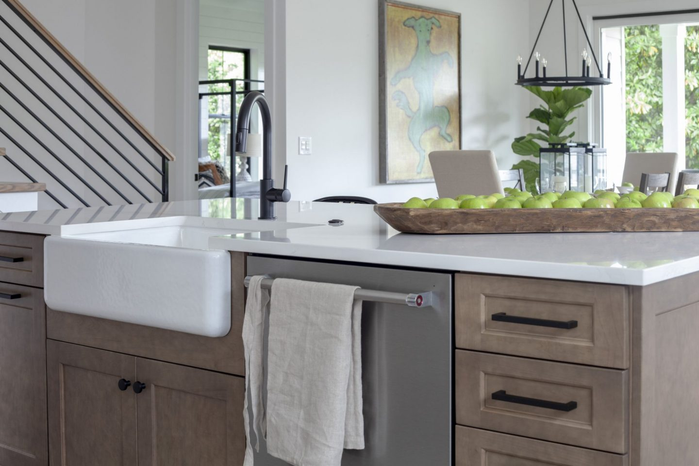 Modern Farmhouse - Farmhouse Sink - Luxury Homes - Schwaiger Realty Group