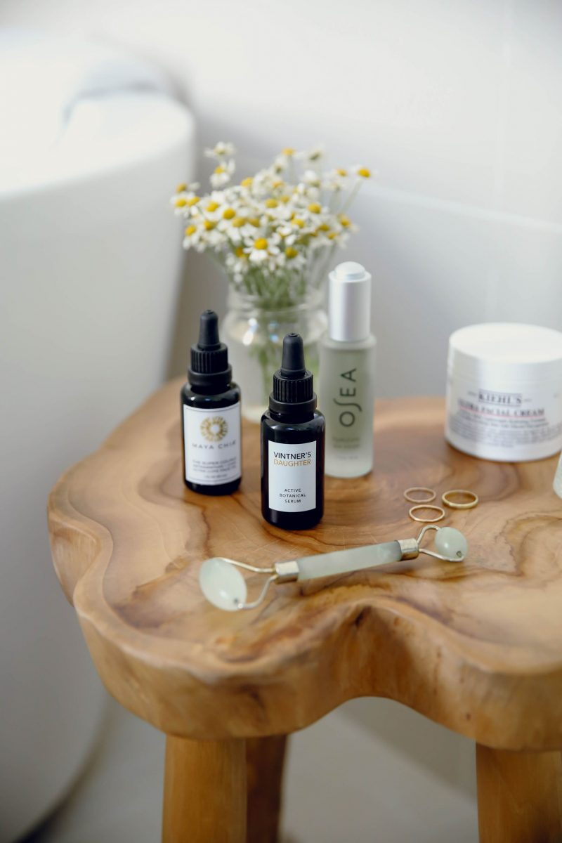 Clean Skin Care Products - Luxury Skin Care - Face Serums - Lauren Schwaiger Lifestyle Blog
