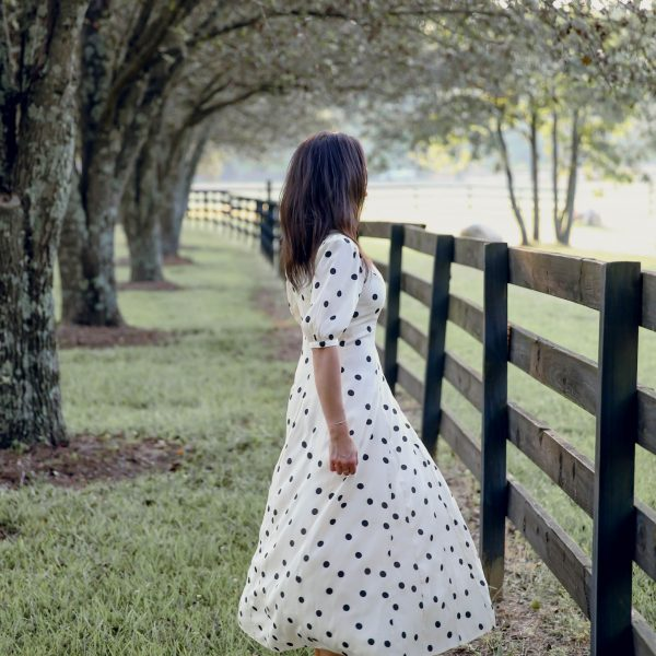 Polka Dot Dresses for Summer