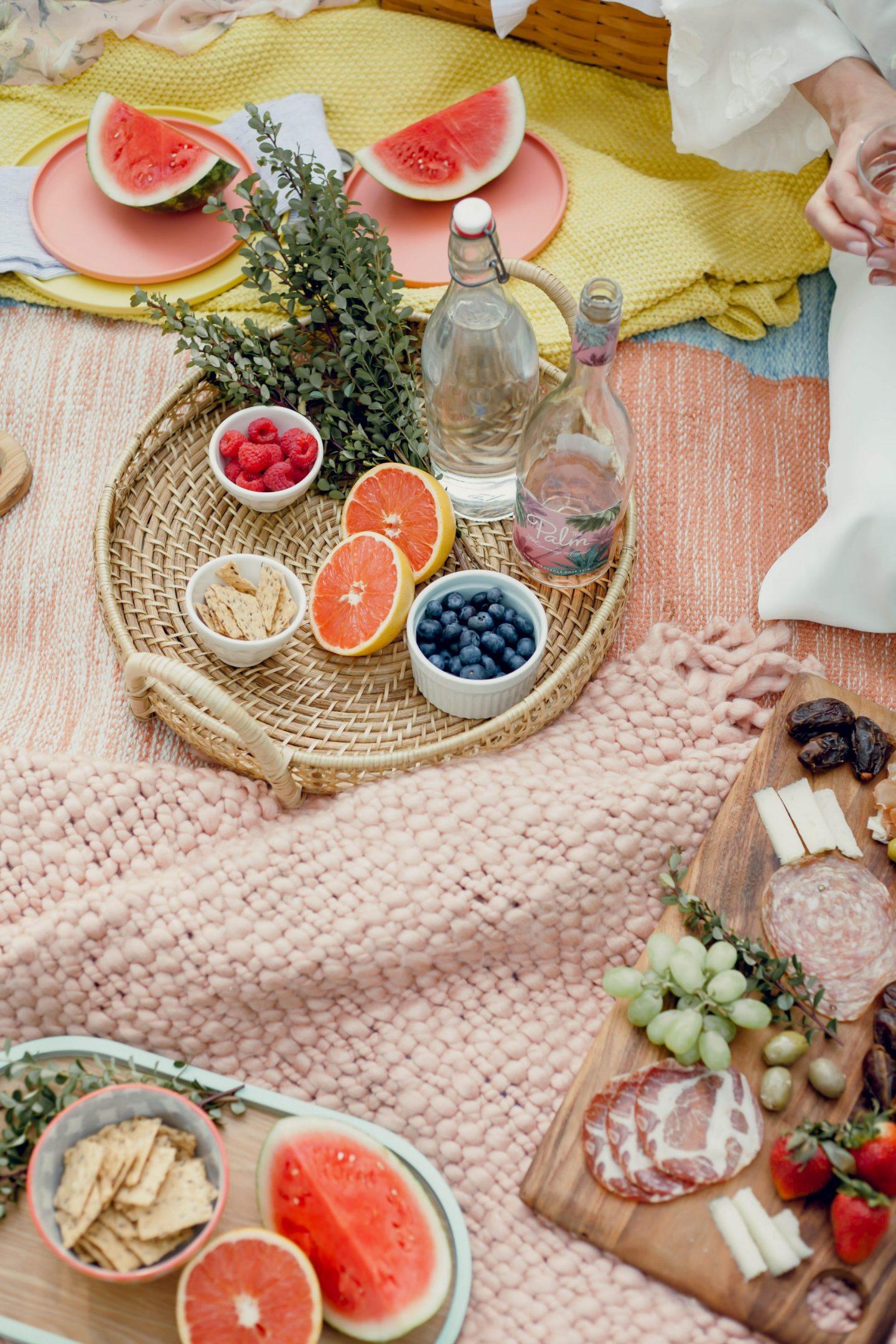 picnic - cheese & charcuterie - Lauren Schwaiger Lifestyle Blog