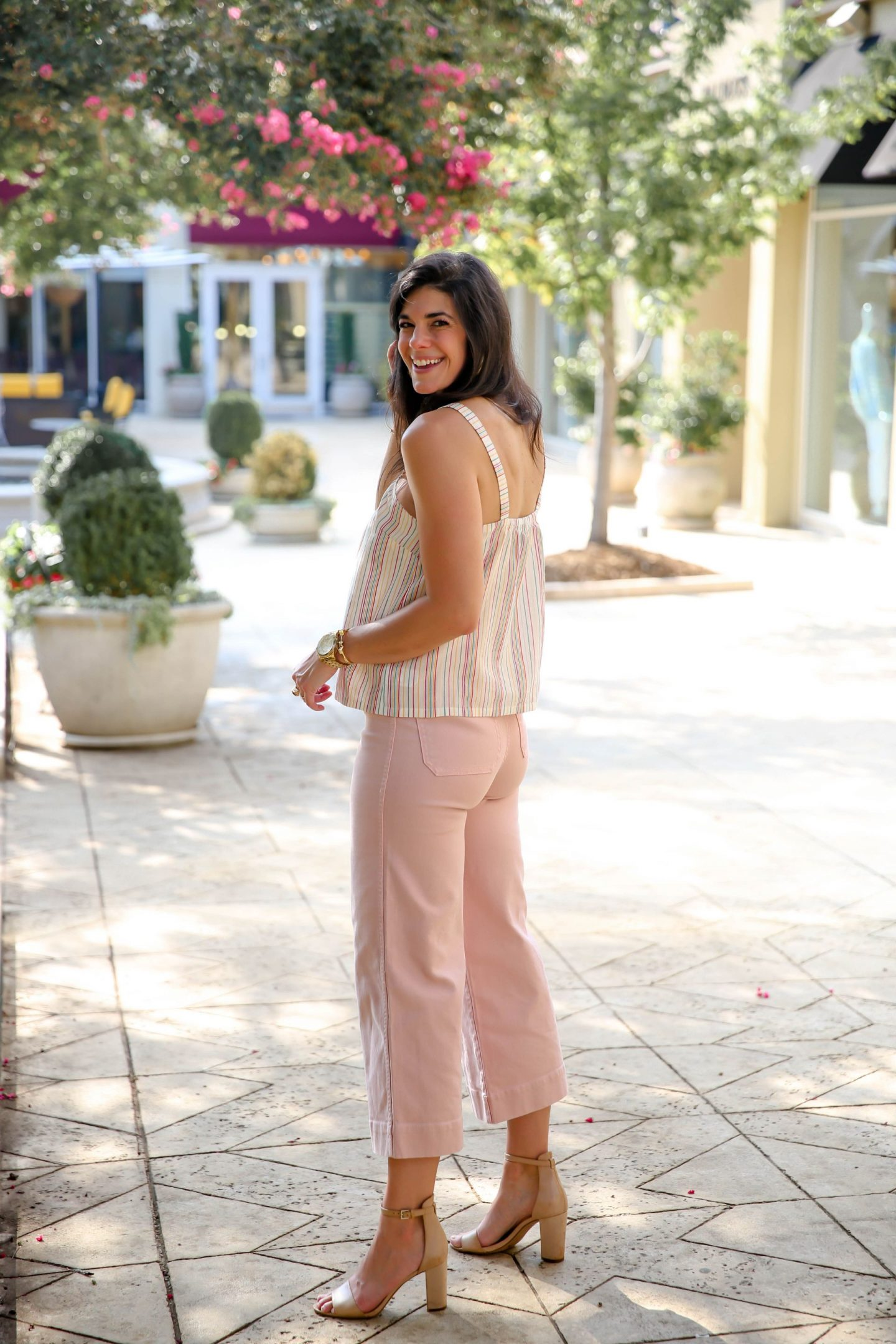wide leg pants - madewell - Lauren Schwaiger style blogger