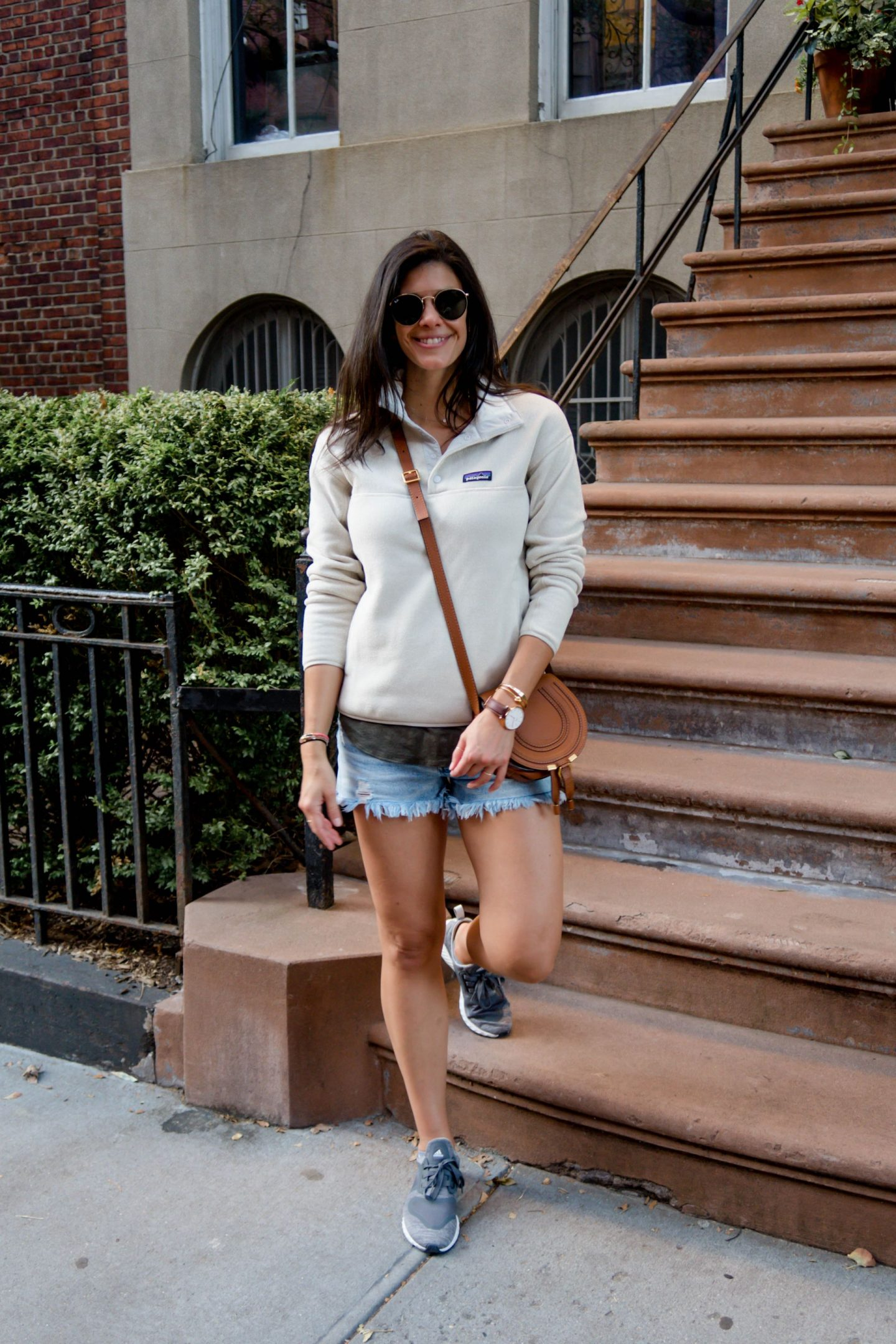 casual cute style - NYC Weekend - Lauren Schwaiger Style Blog