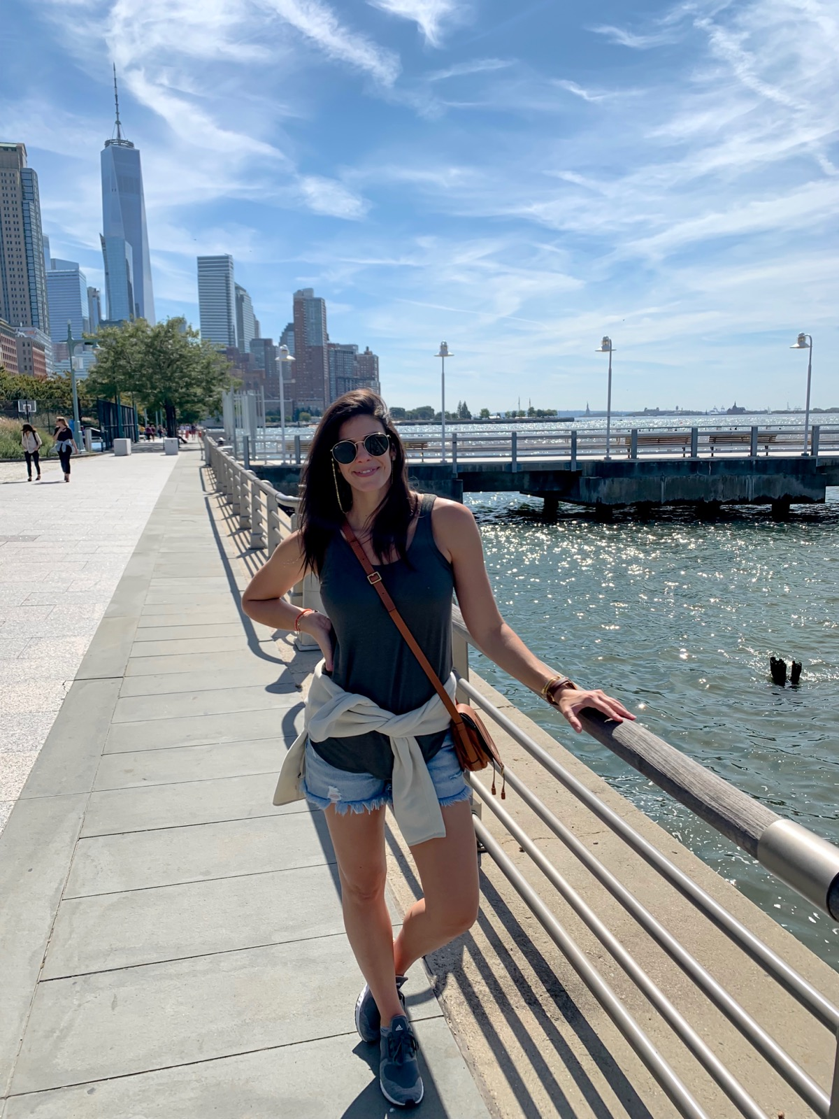 Hudson River Park - NYC Weekend - Lauren Schwaiger Travel Blog