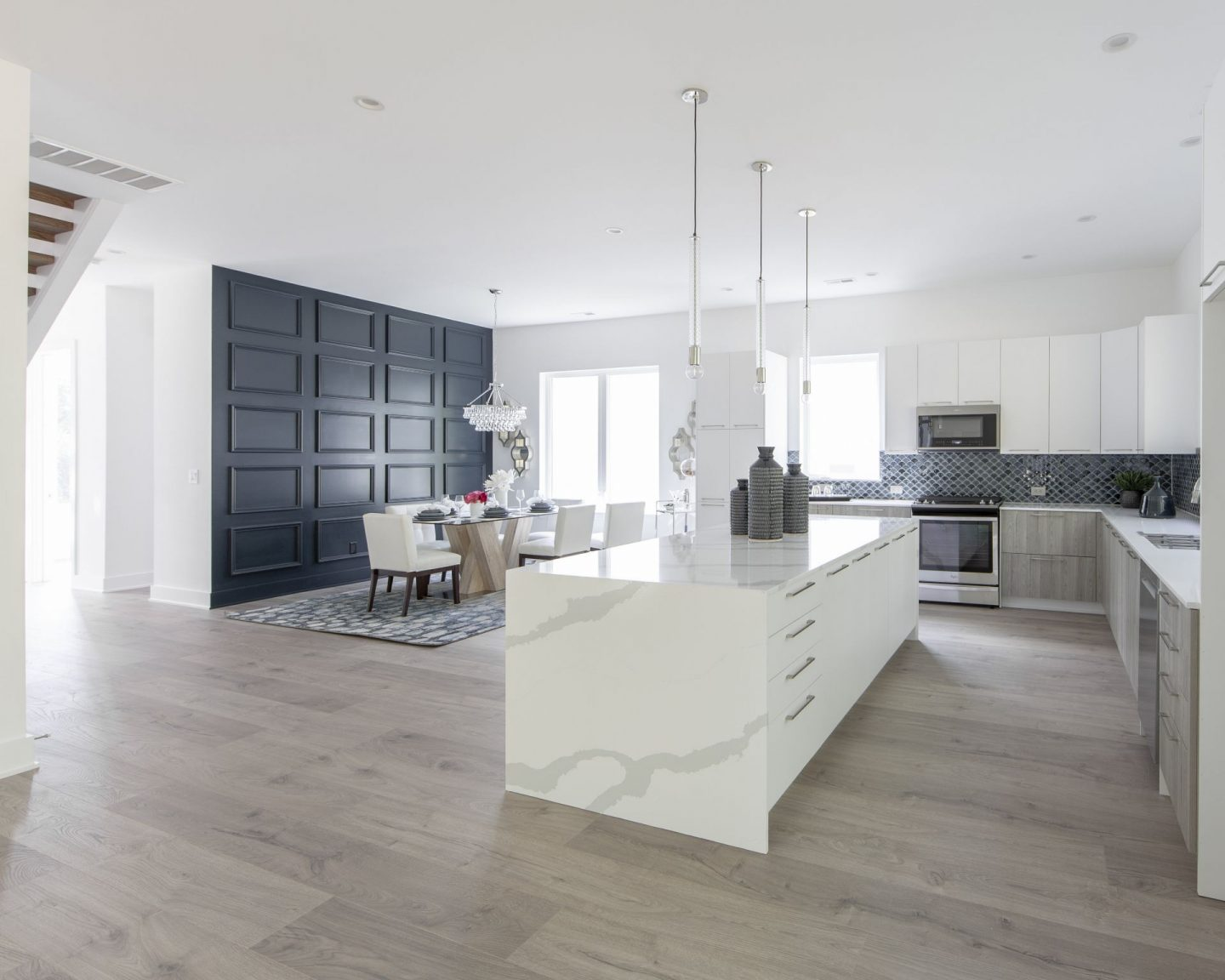 Kale Mills - Contemporary Homes - Charlotte, NC - Chelsea Building Group - Schwaiger Realty Group