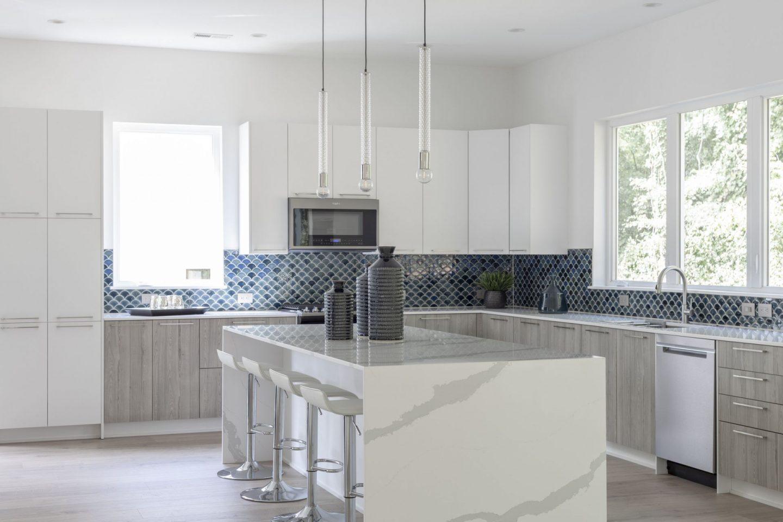 Kale Mills - Luxury Modern Kitchen - Charlotte, NC - Schwaiger Realty Group