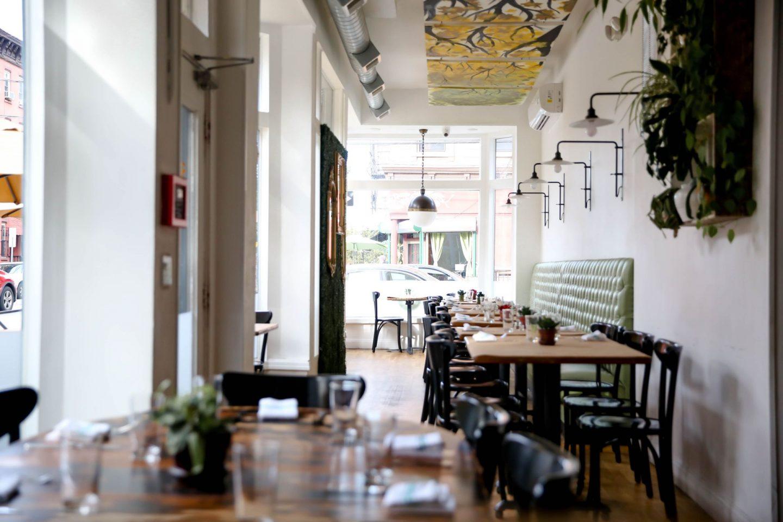 Kitchen Step - Jersey City - Lauren Schwaiger Travel Blog