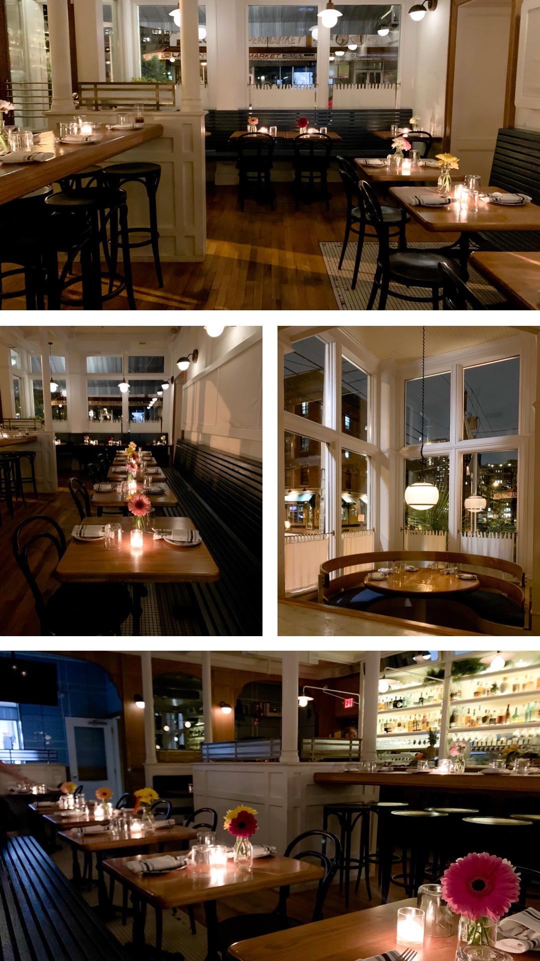 Matthews Food & Drink - Jersey City - Lauren Schwaiger Travel Blog