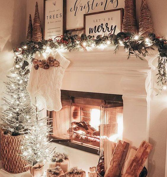 Classic Christmas Decor with Wayfair