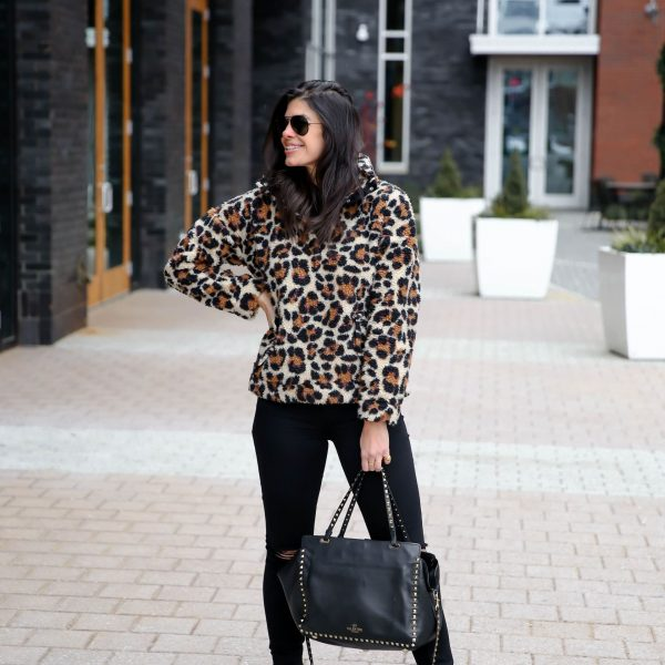 Leopard Print Sherpa + 5 Favorites on Sale!