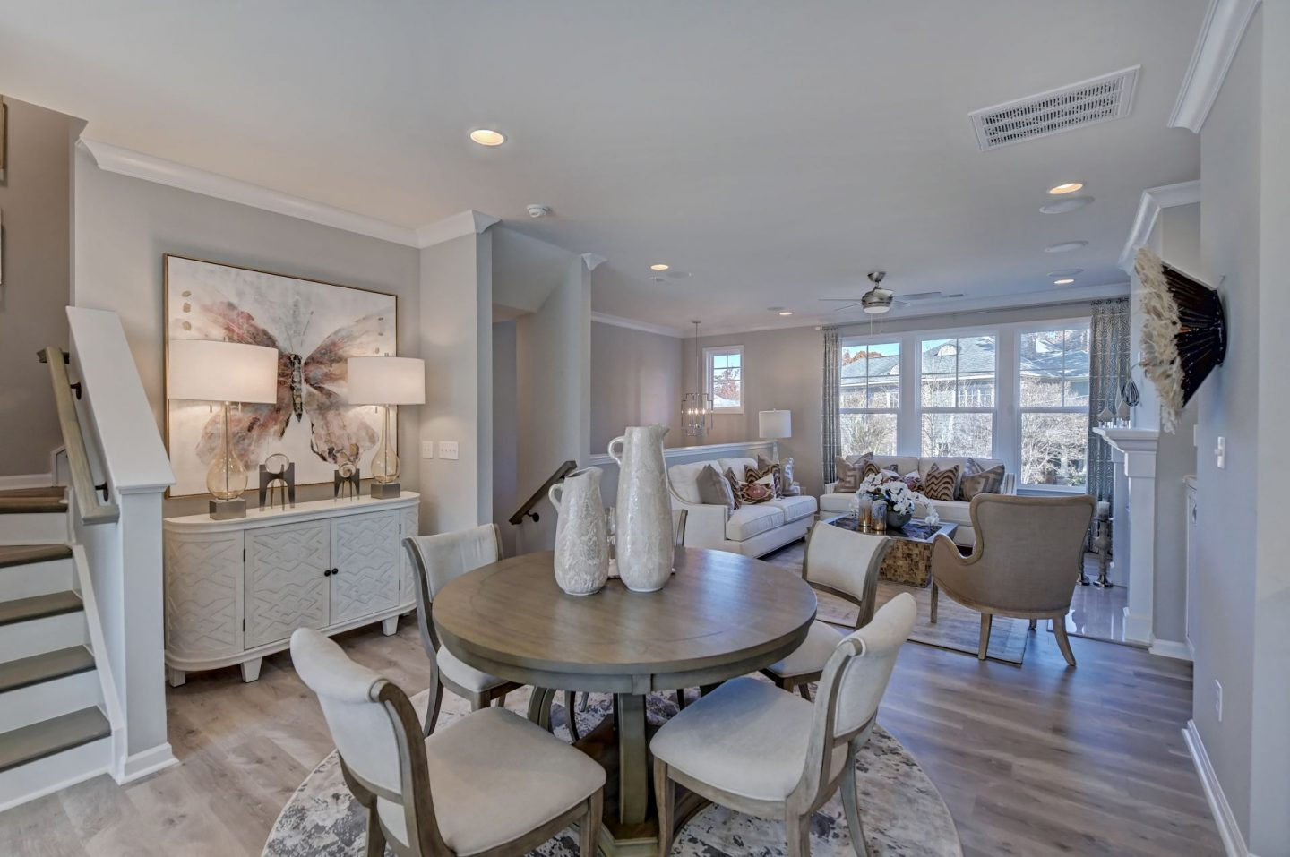 Wendwood Terrace - The Vail Floor Plan - Charlotte, NC