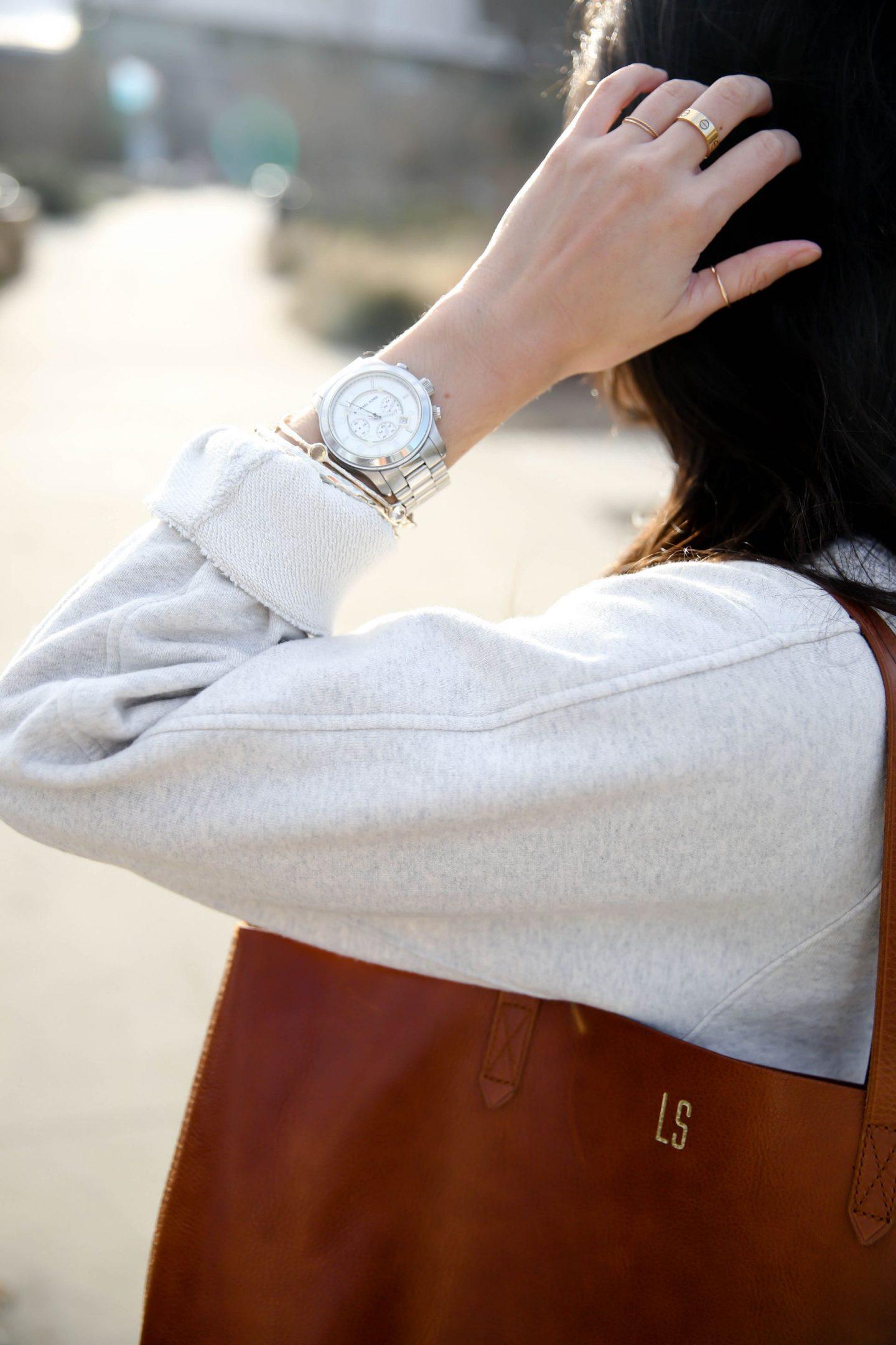 Michael Kors Watch - Lauren Schwaiger Style Blog