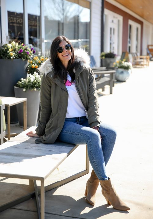 Casual Chic Winter Style - Lauren Schwaiger Blog