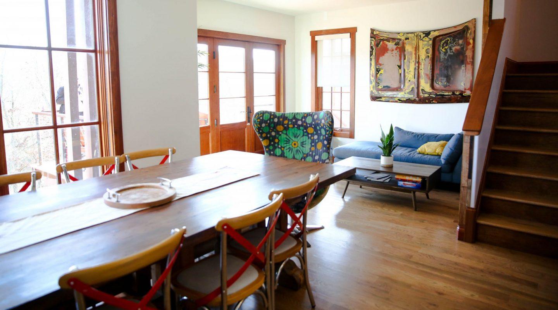 Upstream Way - Luxury Home Rentals - Asheville, NC