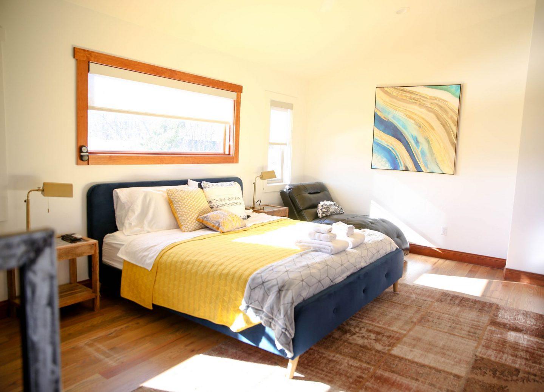 Upstream Way - Master Bedroom - Asheville, NC