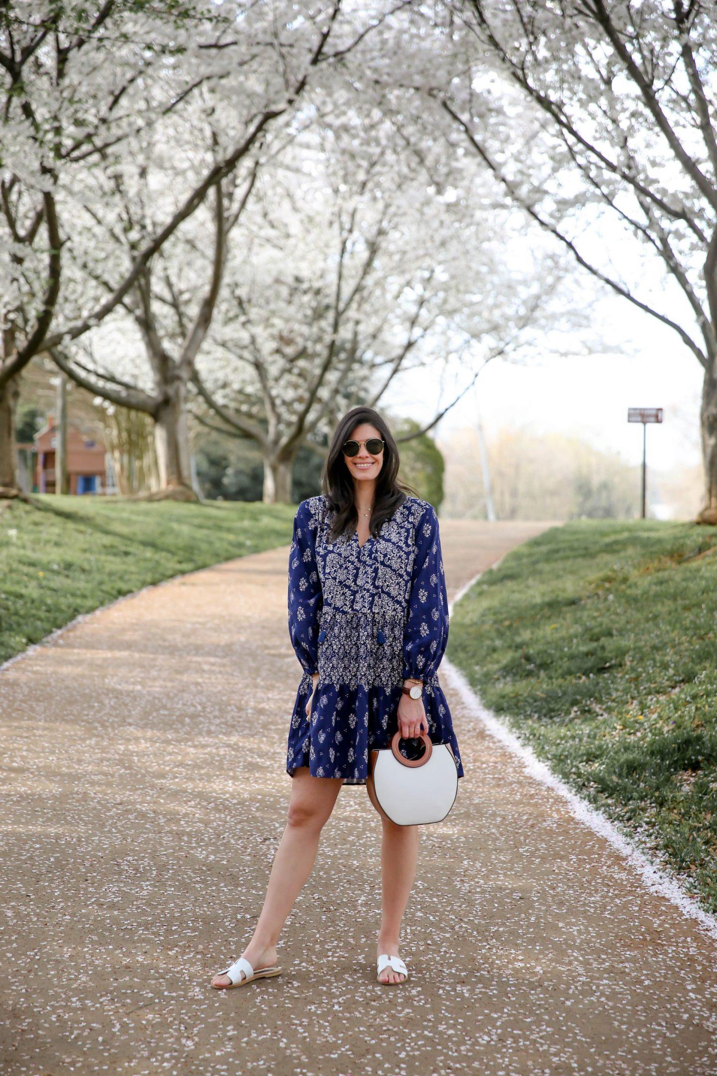 swing dresses for spring - Lauren Schwaiger Style Blog