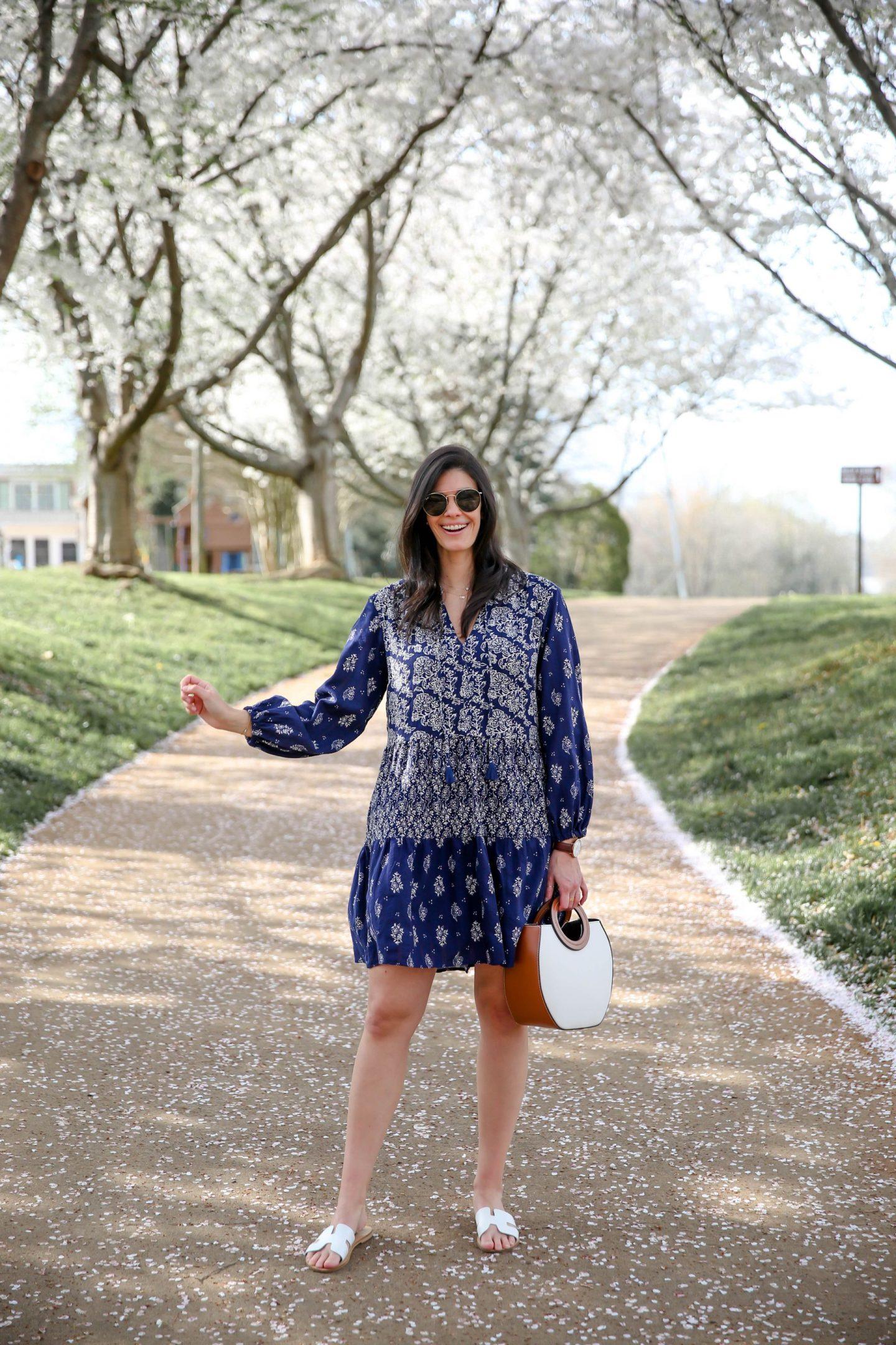 swing dresses for spring & summer - Lauren Schwaiger Style Blog