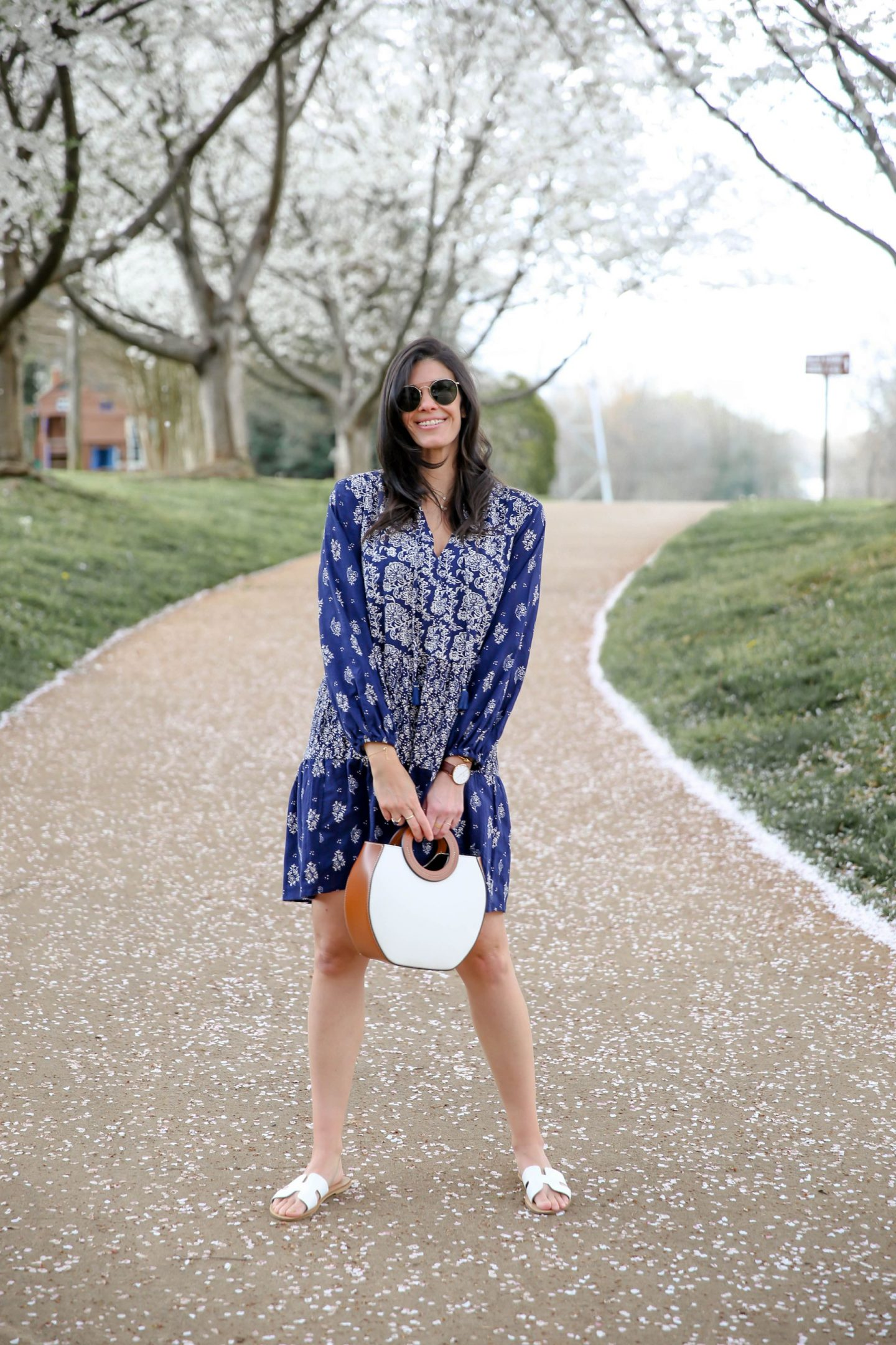 casual chic style for spring - Lauren Schwaiger style Blog