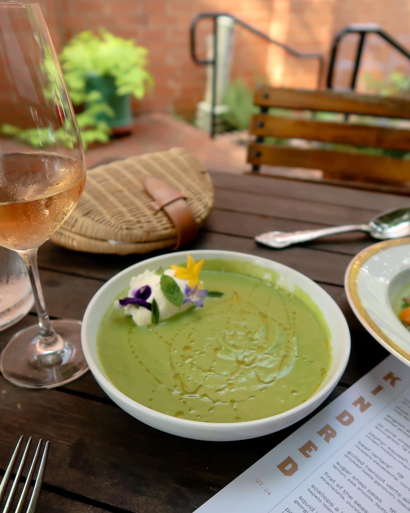 Kindred Restaurant - Davidson, NC - Lauren Schwaiger Charlotte Blogger